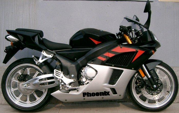 Phoenix R2 200cc Racing